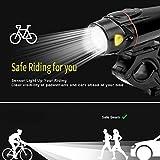 Autobag Bike Light Set, USB Smart Sensor