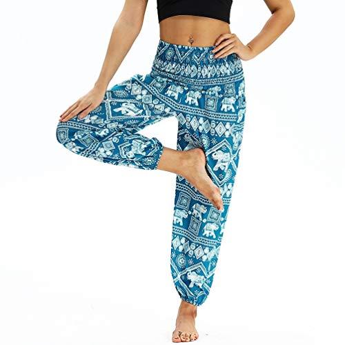 Pantaloni Elasticit Lvguang Pantaloni Lvguang Donna da Donna da 0Fqw6ggxI