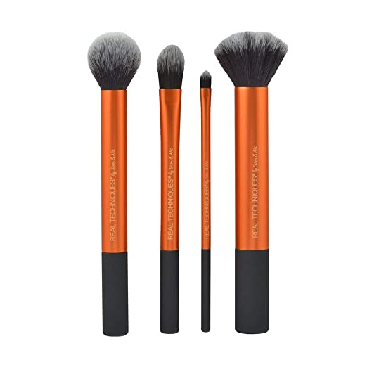 8977f2da1 Real Techniques Make-up Brush Set - Face Collection: Amazon.ae:  2019Southpole