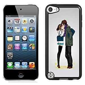 New Personalized Custom Designed For iPod Touch 5th Phone Case For Anime Lovers Kissing Phone Case Cover