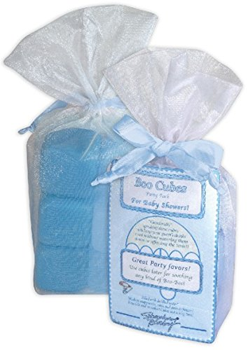 Stephan Baby Reusable Boo Cubes Gift Pack, Baby Shower Boy