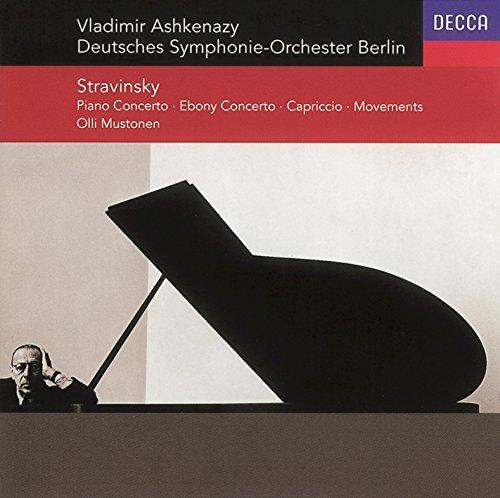 Concerto Movement - Stravinsky: Concerto For Piano & Winds/Ebony Concerto/Capriccio/Movements