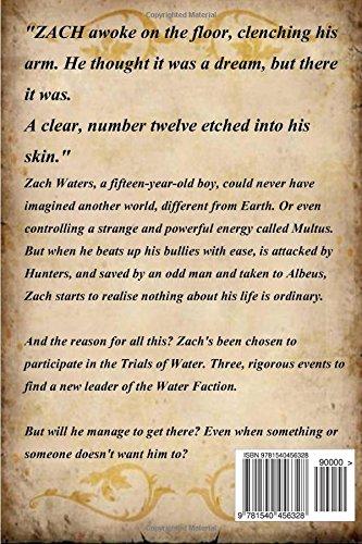 Buy Warriors of Multus: Trials of Water Book Online at Low