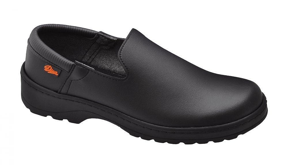 Dian Marsella SRC O1 Fo Anatomische Schuhe, Schwarz - Schwarz - Größe: 40