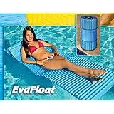 "70"" Evafloat Buoyant Foam Swimming Pool Mattress Raft"