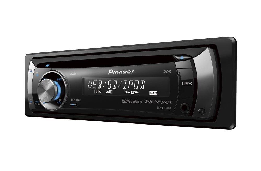 Pioneer DEH P 4100 SD CD-Tuner: Amazon.de: Elektronik