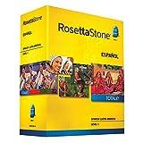 Rosetta Stone(R) Spanish (Latin America) TOTALe(TM) V4, Level 1, For PC/Mac, Traditional Disc
