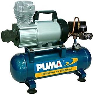 Amazon com pd1006, puma 12 volt air compressor, 3 5 cfm, 1 hp puma industries pd1006 air compressor, professional d c direct drive oil less series, 0 75, Air Compressor Guide