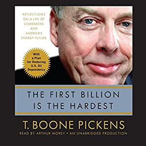 The First Billion is the Hardest Hörbuch