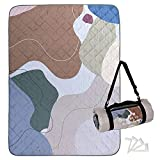 Exclusivo Mezcla Waterproof Picnic Blankets 3-Layer