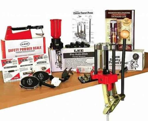 reloaders press kits - 3