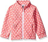 Columbia Toddler Girls' Benton Springs Ii Printed Fleece, Lollipop Polka Dot, 3T