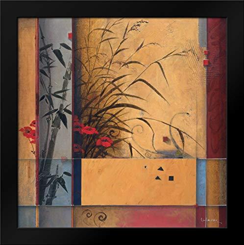 Bamboo Division Framed Art Print by Li-Leger, - Art Division Don Framed Bamboo