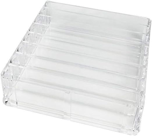 TOPBATHY - Caja de Almacenamiento para lápices labiales, 8 ...