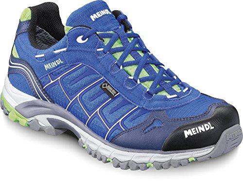 Meindl Cuba GTX Herren Wander,- Bergsteigerstiefel blau/mint, 680261-5 blau