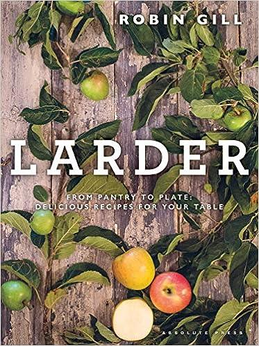 Chef book larder