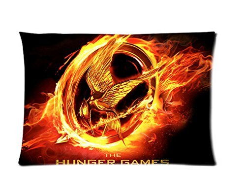 Hot New Pillowcase Custom Pillowcase the Hunger Games Pillow Case 20x30 Inch Two Sides