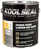 KST COATING KS0024600-16 Gal Aluminum Roof Coat