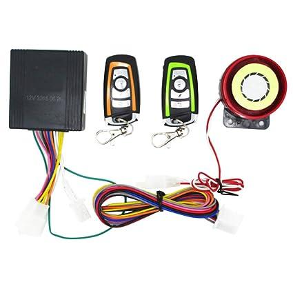 Asdomo Sistema de Alarma de Seguridad antirrobo Universal ...