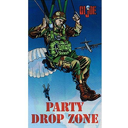 Vintage Door Poster (G.I. Joe Vintage 1998 Plastic Door Poster (1ct))