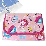 KF Baby Feeding & Play Mat - Pink Princess (75 x 61 inch)