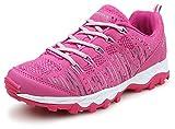 PhiFA Women's Lightweight Mesh Sport Running Shoes US Size 5.5 Rose Red
