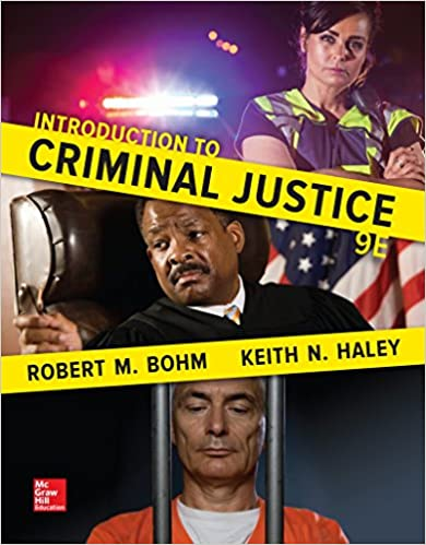 criminal justice in action the core 9th edition test bank