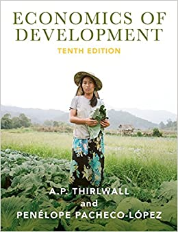 Book Economics of Development: Theory and Evidence