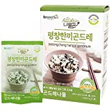 Pyeongchang Hanggi Gondeure Dried Gondeure-namul, Korean Wild Thistle, Gondeurae, Gondre, K-Food