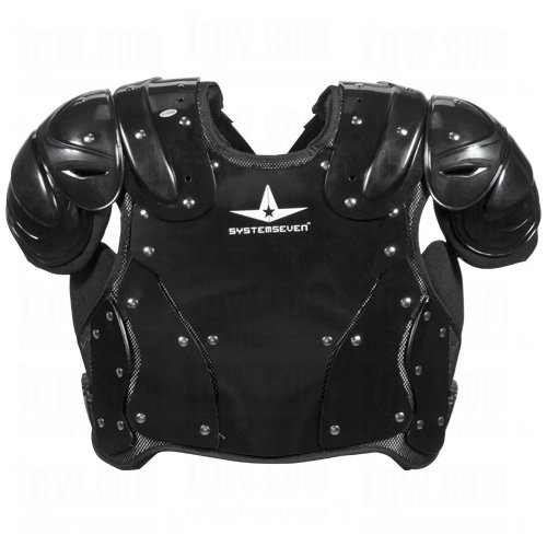 All Star System 7 Umpires Chest Protectors Large (15 Inch) by All Star