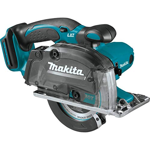 Makita XSC03Z 18V LXT Lithium-Ion Cordless 5-3 8 Metal Cutting Saw, Bare Tool, no battery