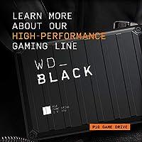 Western Digital Gaming Drive - Disco duro externo portátil para PlayStation 4 de 4 TB, color negro: Western-Digital: Amazon.es: Informática