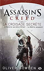 assassin's creed t.3 ; la croisade secrète