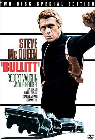 Bullitt (Two-Disc Special Edition) (Special Edition, Widescreen, Subtitled, Dubbed, Dolby)