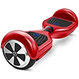 Chic Eyourlife UL 2272 Certified Hoverboard for Kids and Adults - 6.5