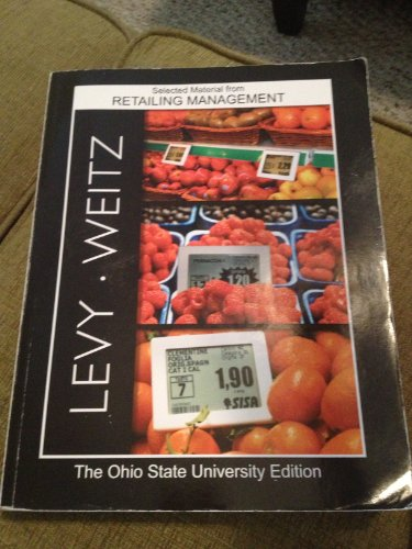 Selected Material from Retailing Management (The Ohio State University)