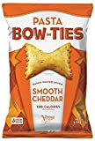 Pasta Bow Ties Smooth Cheddar Non GMO 5 Oz. Pack Of 1.
