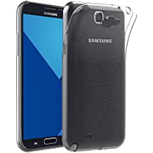 JETech Case for Samsung Galaxy Note 2, Shock-Absorption Cover, HD Clear