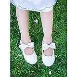 Felix & Flora Girls Dress Shoes - Mary Jane Ballet