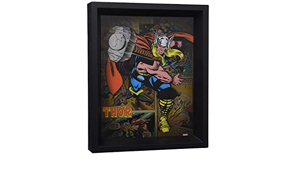 Pyramid International Marvel Comics Thor Hammer 3D Cartel ...