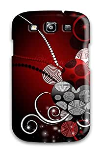 9710190K73285000 Perfect Love Case Cover Skin For Galaxy S3 Phone Case