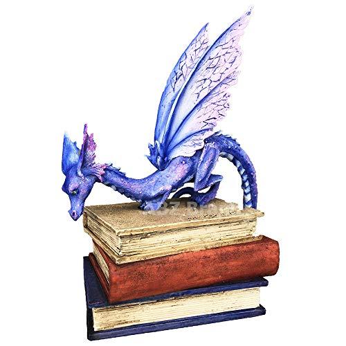 (2018 Amy Brown Fairies Dragon Collectible Figurine (Book Dragon))