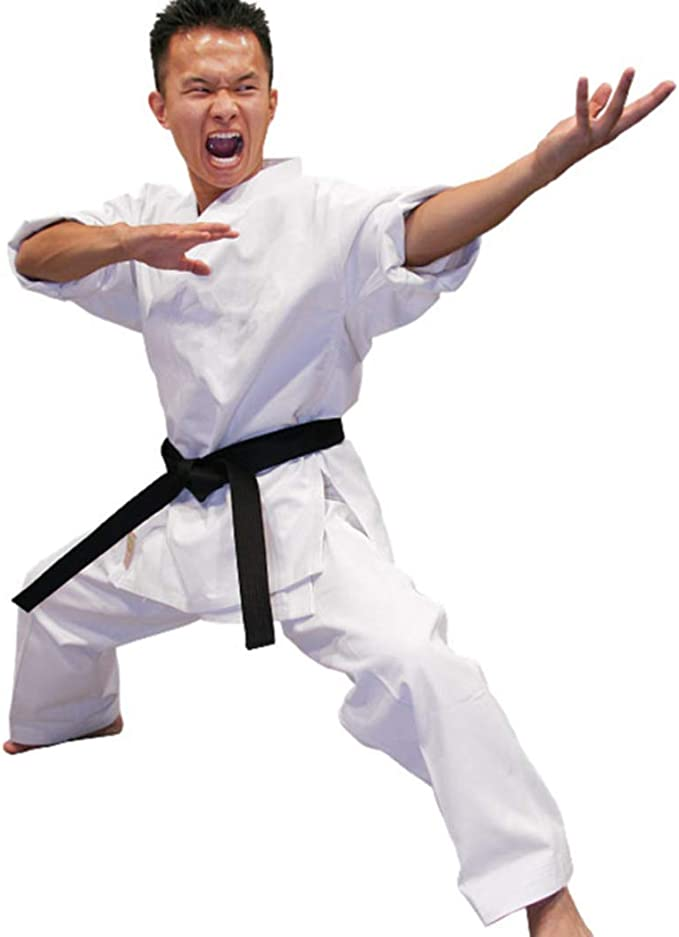 Amazon.com: Tiger Claw - Uniforme de karate para estudiantes ...
