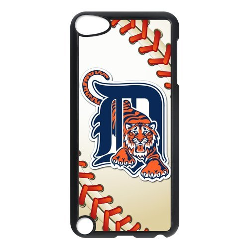 Coolest MLB Detroit Tigers Ipod Touch 5th Case Cover Baseball Series (Detroit Tigers Ipod 5 Cases)