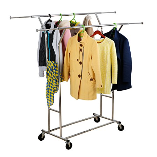 hanging clothes rack dryer - 9