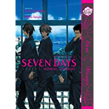 Seven Days: Monday-Thursday (Yaoi Manga)