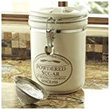 CHEFS Fresh Valley Farm Canisters, Powdered Sugar