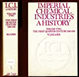 Imperial Chemical Industries, W. J. Reader, 0192159445