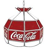 Coca-Cola Tiffany Gameroom Lamp - 16