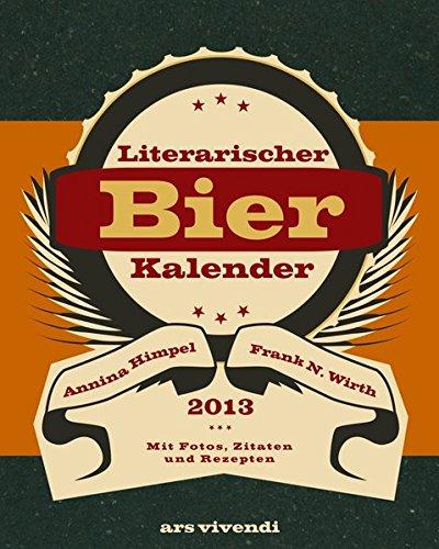 Literarischer Bier-Kalender 2013